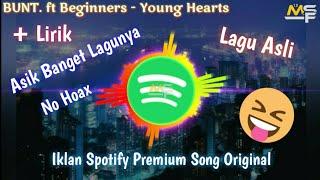 Lagu Ori Iklan Spotify Lirik Keren abis