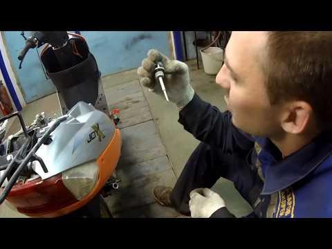 Максим назаров ремонт скутеров видео