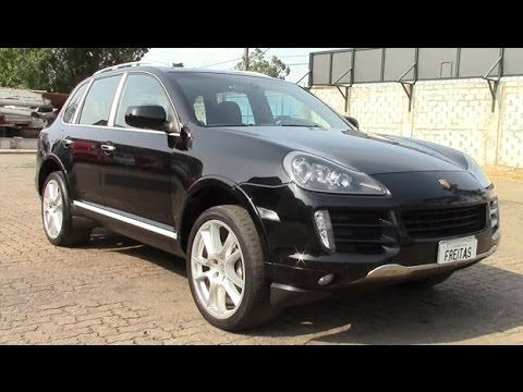 porsche cayenne s 2009 2010 youtube. Black Bedroom Furniture Sets. Home Design Ideas