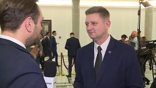 Rozenek o głosowaniu na marszałka Sejmu: są gorsze wybory od Elżbiety Witek | OnetNews
