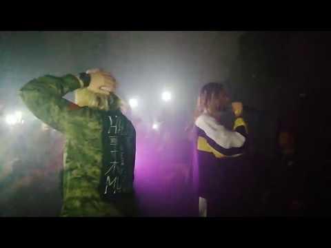 KUKU$ x FOX - OCE K***C (live @ Beograd 2019)