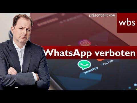 Ist WhatsApp illegal? Bedeutet Urteil das Ende? | WBS