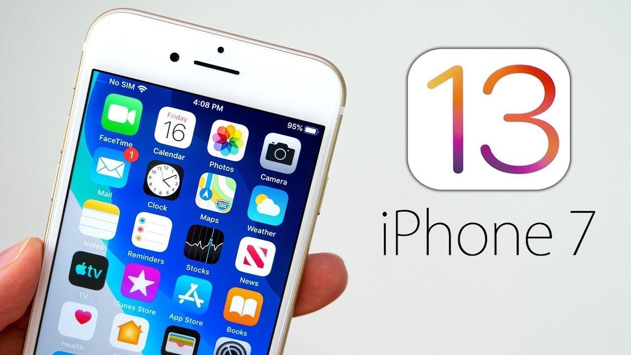 iPhone 7 iOS 13.2.3 как вывести на экран кнопку домой 2020