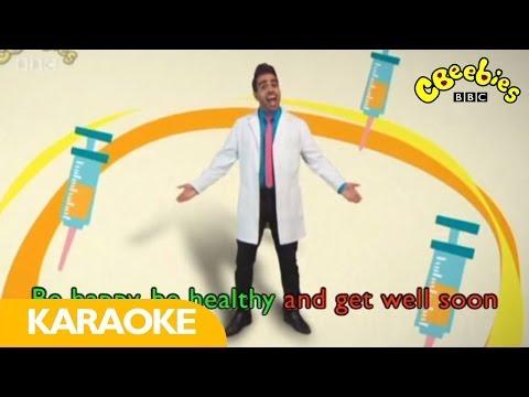 CBeebies: Get Well Soon - Karaoke Theme Song
