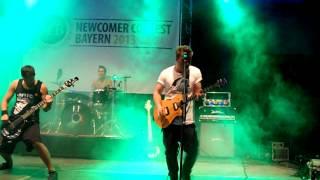 Killerpilze - Atomic live @ Würzburg, 12.7.2013