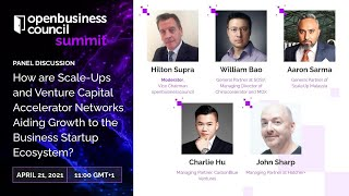 How are ScaleUps and Venture Capital Accelerator Networks Aiding Growth?