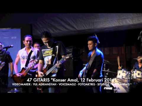 47 Gitaris Indonesia