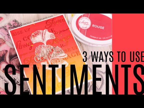 three-ways-to-use-sentiment-stamps---catherine-pooler's-storybook-collection-release-video-hop