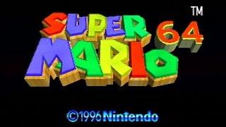 【実況】絵の世界へ飛び込め!スーパーマリオ64をツッコミ実況part1