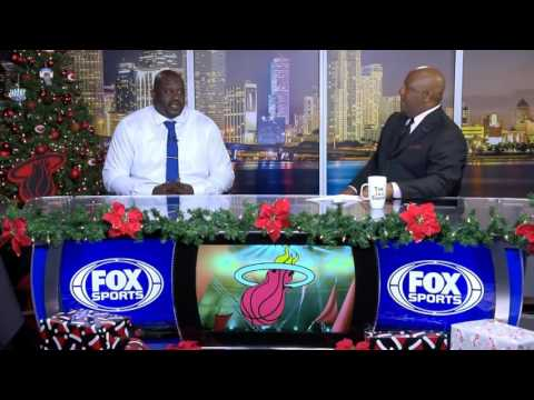 Shaq joins Jason Jackson in the studio to discuss his time with the Miami Heat