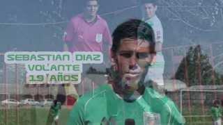 Escuela de Futbol Oficial Club de Depotes Temuco .Cristian Gonzalez y Sebastían Díaz