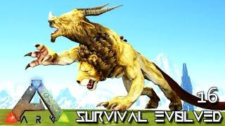 ARK: SURVIVAL EVOLVED — DREADFUL DRAGON & SABER DIANA