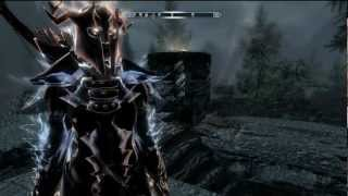 Skyrim Dragonborn Secret Questline! (Summon Karstaag)