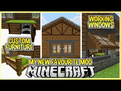 My New Favourite Mod! (Better Than Chisel & Bits?!)