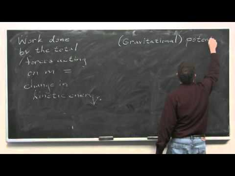 Work and Energy - Integral Calculus
