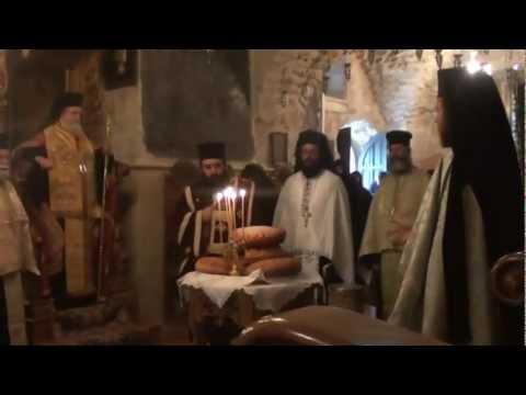 Η εορτή των Αρχαγγέλων στο Πατριαρχείο Ιεροσολύμων