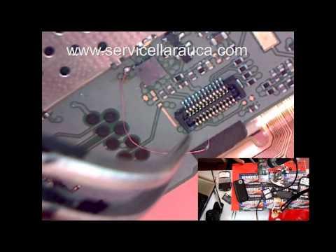 reparacion problema de teclas superiores para nokia 2220 , repair keypad 2220