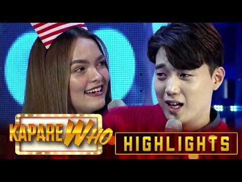 Ryan gets mad at Stephen for not replying | It's Showtime KapareWho