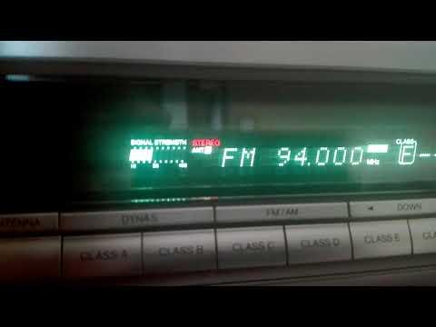 Fm dx, Chaine 1 radio, Algeria