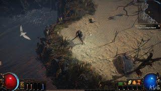 Path of Exile (2021) - Gamęplay (PC UHD) [4K60FPS]