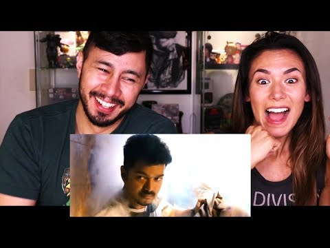 VIJAY FIGHT SCENE | THUPPAKKI | Reaction W/ Megan Le!