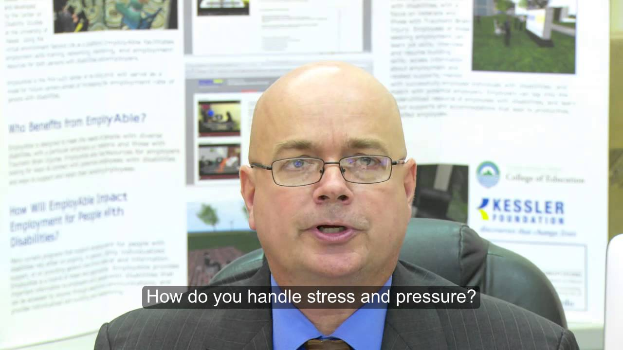 interview question 08 rick how do you handle stress and pressure interview question 08 rick how do you handle stress and pressure
