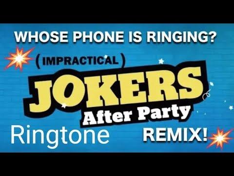 impractical jokers ringtone download