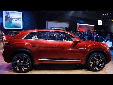 Globe Drive: SUVs dominate at New York auto show