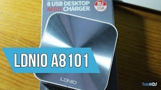 LDNIO A8101 - carregar todos os teus gadgets só com um gadget!