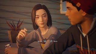 Life Is Strange 2 Lyla & Jenn Relationship (Episode 1)