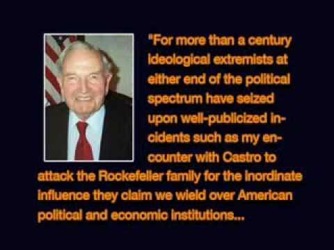 Cleon Skousen vs David Rockefeller