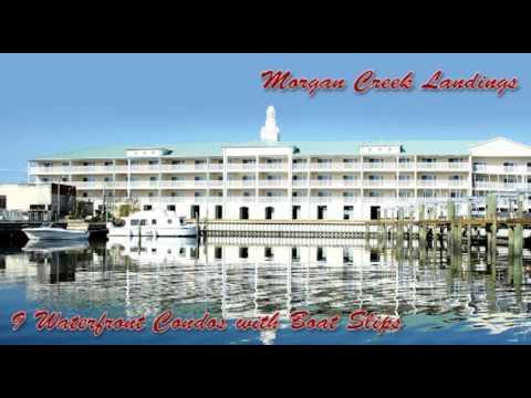 Auction - Luxury Waterfront Living Along North Carolina's Crystal Coast