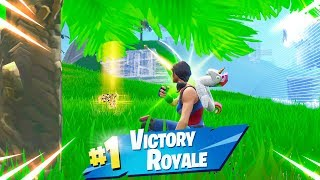 ROYAL VICTORY WITHOUT DOING ANYTHING. - FORTNITE ITA