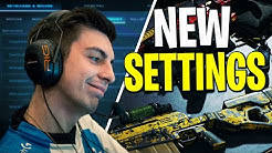 Shroud's NEW Warzone Settings, Keybinds, Sensitivity, Best Loadout and More - Call Of Duty Warzone