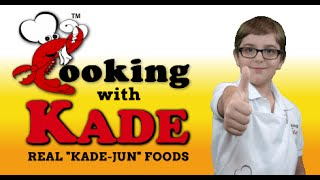 Cooking With Kade Shows How To Make A Fresh Coconut And Pineapple Bread Pudding On Cajun Tv Network