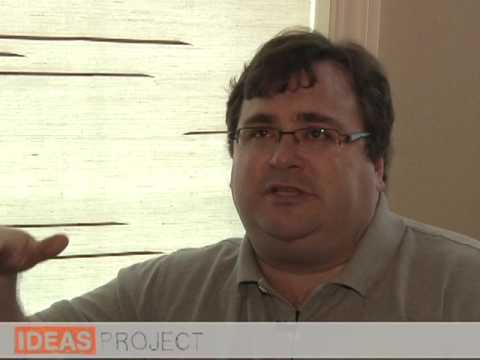 Reid Hoffman The network is the platform