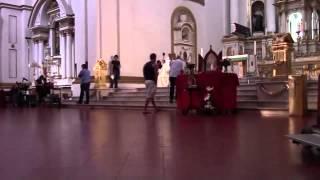 El Templo Del Carmen Funge Como LocaciÓn Para La GrabaciÓn De La Miniserie De Las Batallas De Celaya