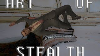 Art of Stealth: A Terrible Game About Pianos