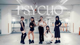 Red Velvet 레드벨벳_Psycho dance cover (Malaysia)