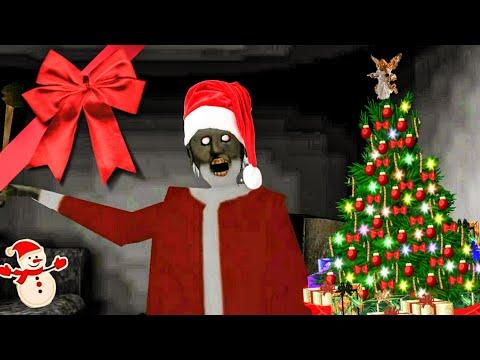 Granny Is Santa Claus Full Gameplay