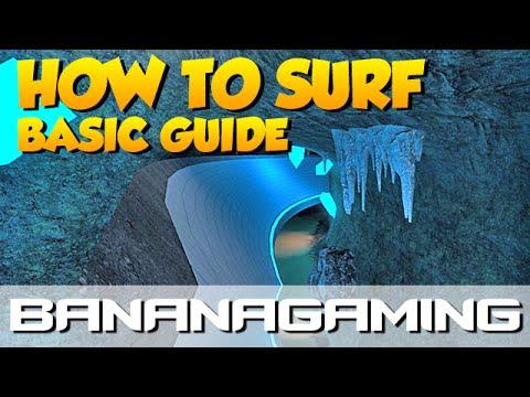 CS:GO - SIMPLE SURF TUTORIAL