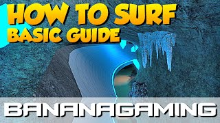 CS:GO - How to surf (Easy To Follow) | BananaGaming