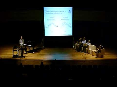 Mathemusical Conversations: Plenary Session 4 (14 Feb): Shaping Performance (John Rink)