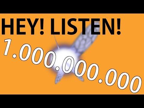 NAVI: Hey! Listen! 1.073.741.824 TIMES! // The Legend of Zelda edit