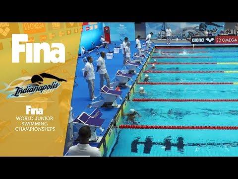LIVE - Day 5 / Heats - FINA World Junior Swimming Championships
