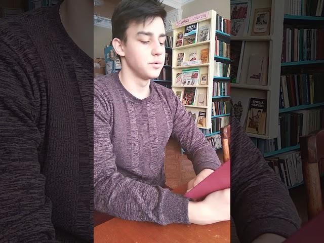 Изображение предпросмотра прочтения – ПавелПровоторов читает произведение «Стихи к сыну» М.И.Цветаевой