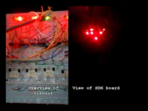 Project Demo: Smart Traffic Light System using ATmega644p SDK ...