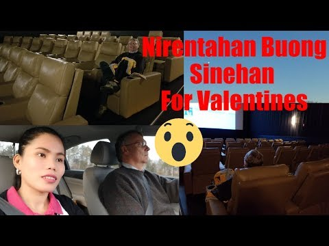 American Filipina Life In America    Our Valentines In The Us Date Night + What He rented the Whole