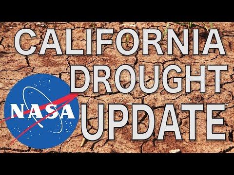 NASA: California Drought Update