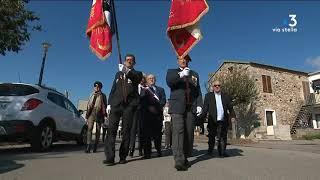 Commémoration du 11 novembre à Ghisonaccia
